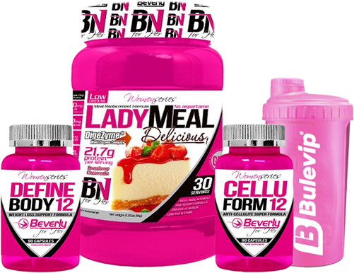 Pack Linea Beverly - Woman Series
