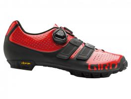 Giro Sica Techlace Woman 2019 Bright Red/black 39