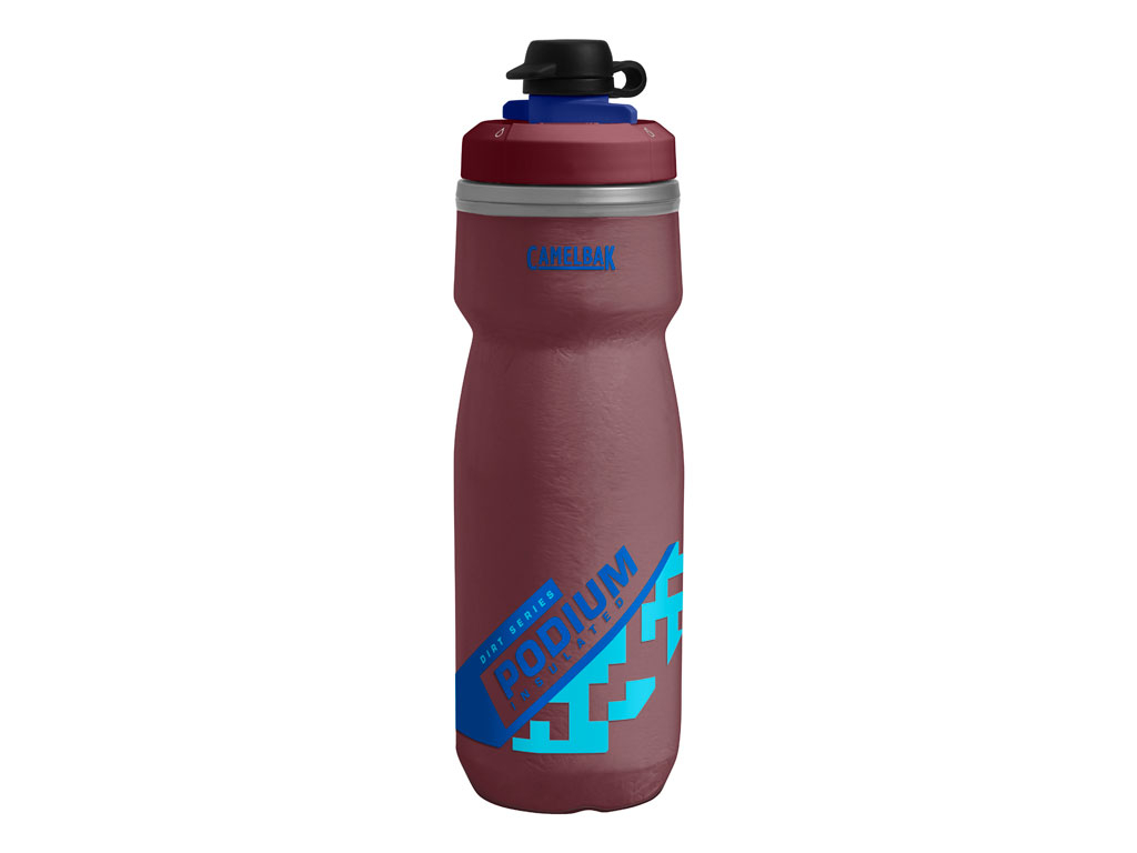 Camelbak Podium Dirt Series Chill 2019 Burgundy/blue 0.6l