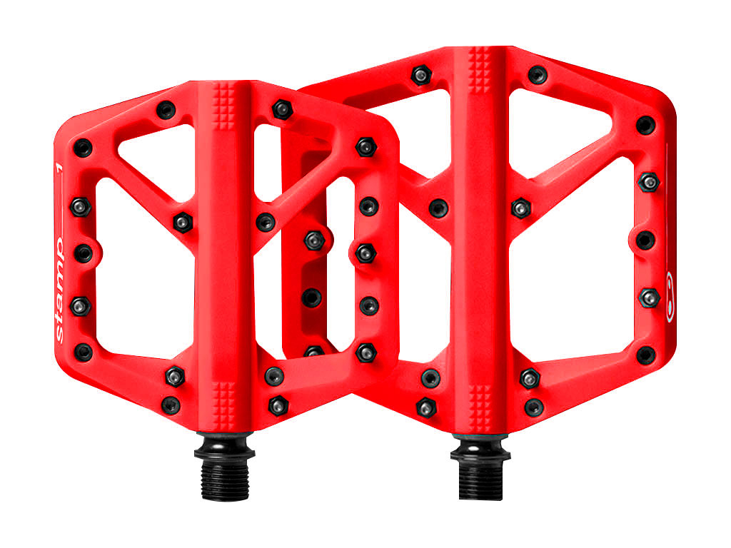 Crankbrothers Stamp 1 Small Red