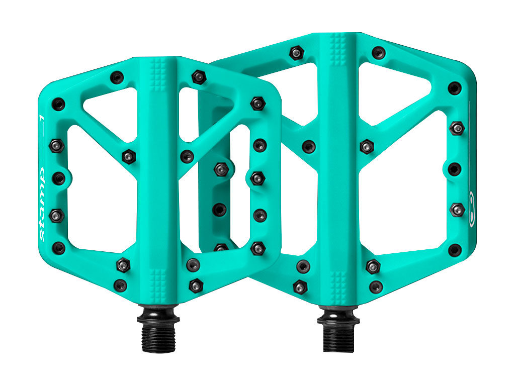 Crankbrothers Stamp 1 Small Turquoise