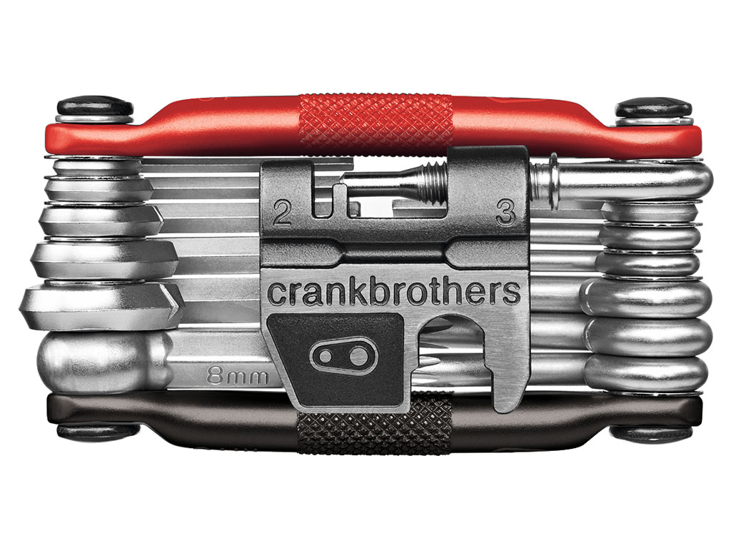 Crankbrothers Multi 19 Black/red