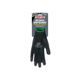 Finish Line Guantes Mecánicos Talla S/M Negro/Verde