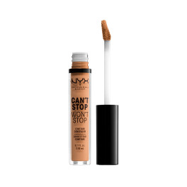 Nyx Can't Stop Won't Stop Contour Concealer Neutral Buff 35 Ml Mujer