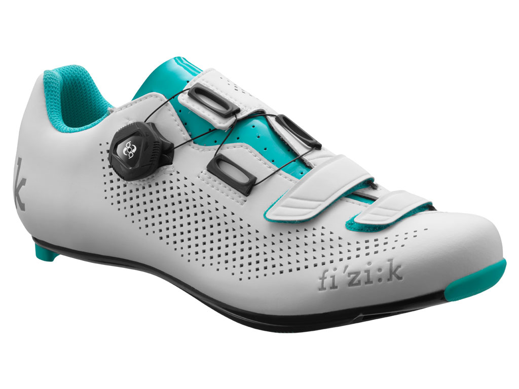 Fizik R4b Donna 2019 White/emerald Green 38