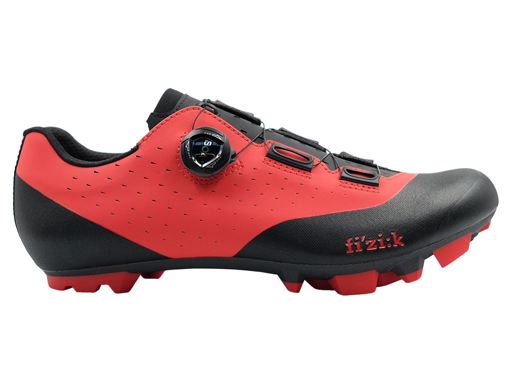 Fizik Vento X3 Overcurve 2019 Red/black 42