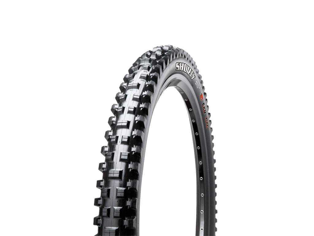 Maxxis Shorty Mountain 27.5x2.50 Wt 60 Tpi Foldable 3ct/exo/tr