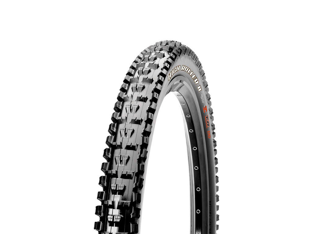 Maxxis High Roller Ii Mountain 29x2.50 Wt 120x2 Tpi Foldable 3ct/tr/dd