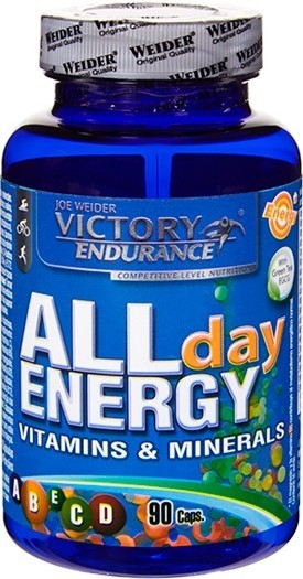 Victory Endurance All Day Energy - Vitaminas, Minerales, Antioxidantes 90 caps