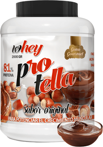 Protella Whey 2000 gr