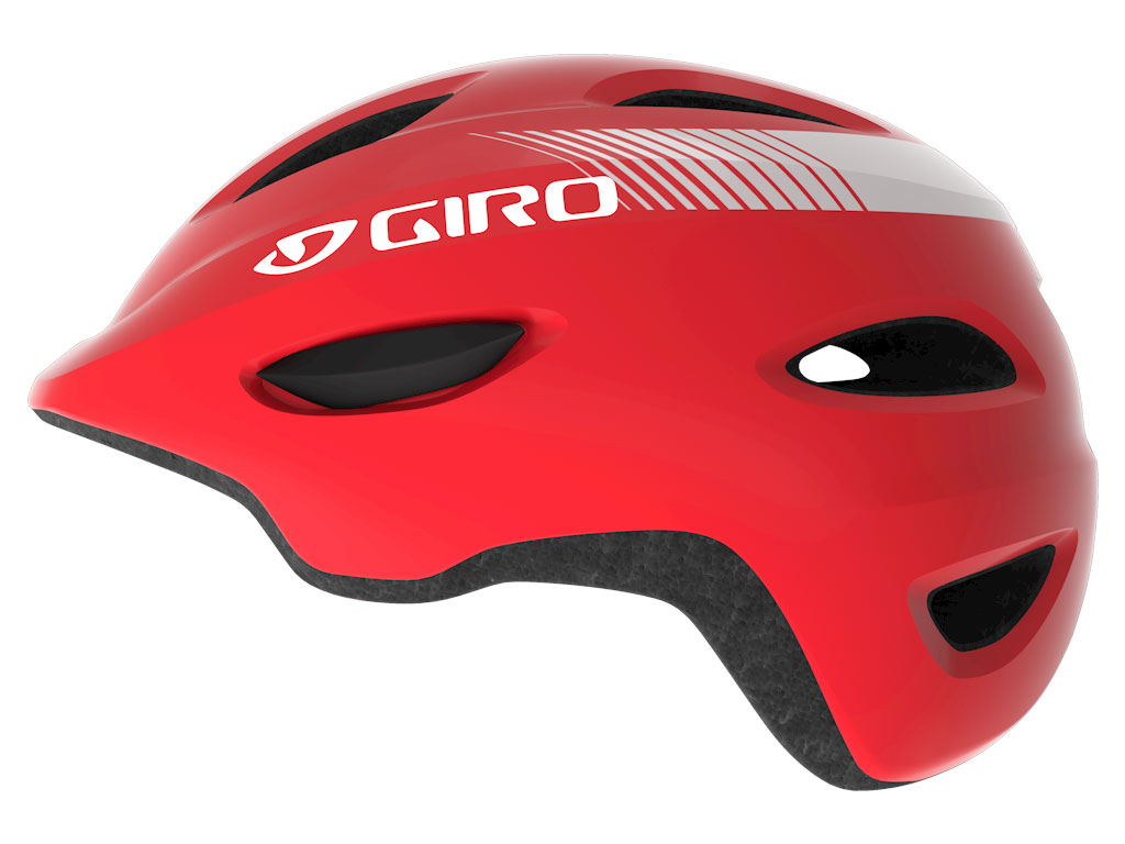 Giro Scamp 2020 Bright Red Xs