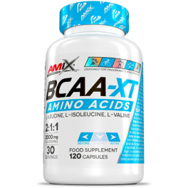 Amix Performance BCAA XT 120 caps