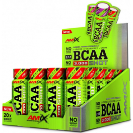 Amix BCAA 3000 Shot 20 viales x 60 ml