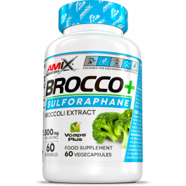 Amix Performance Brocco+ Sulforaphane 60 caps