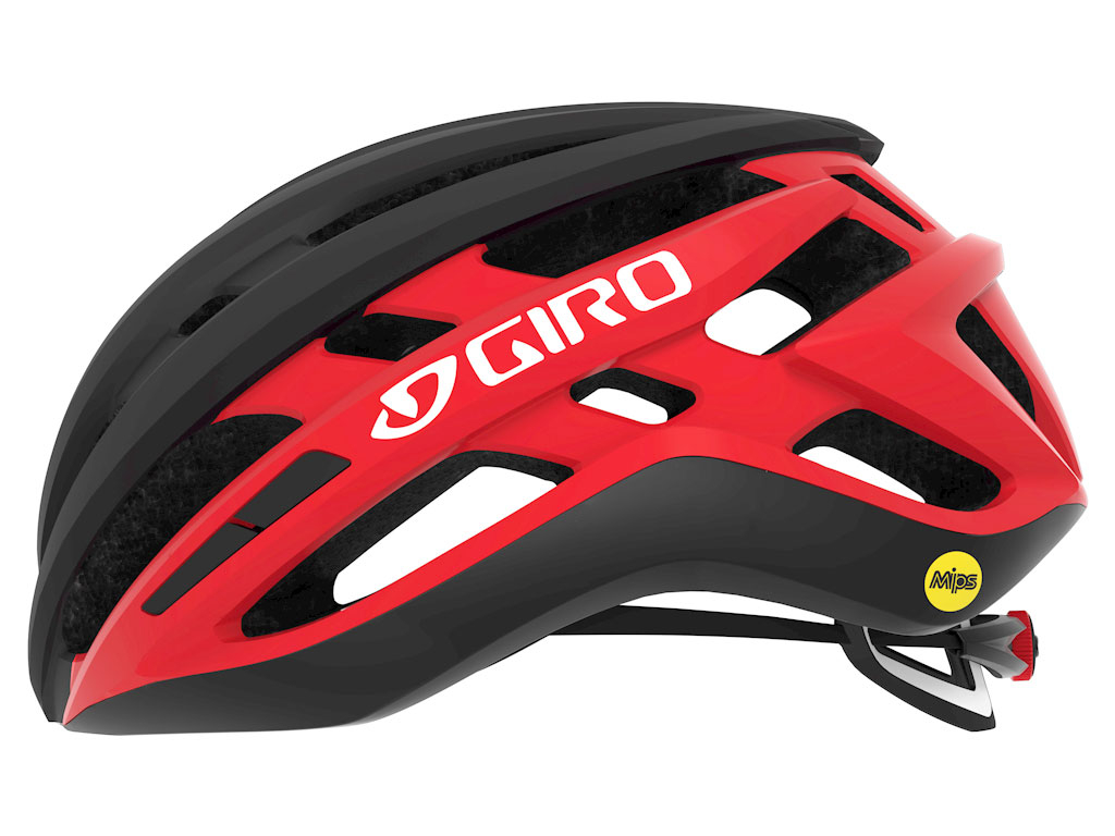 Giro Agilis Mips 2020 Matte Black/bright Red Fade M