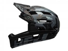 Bell Super Air R Mips 2020 Black Camo L