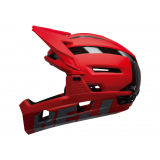 Bell Super Air R Mips 2020 Red/grey M