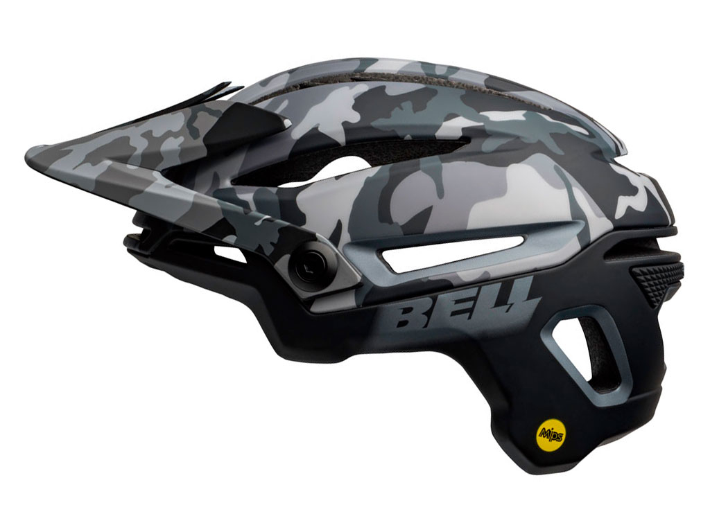 Bell Sixer Mips 2020 Black/camo M