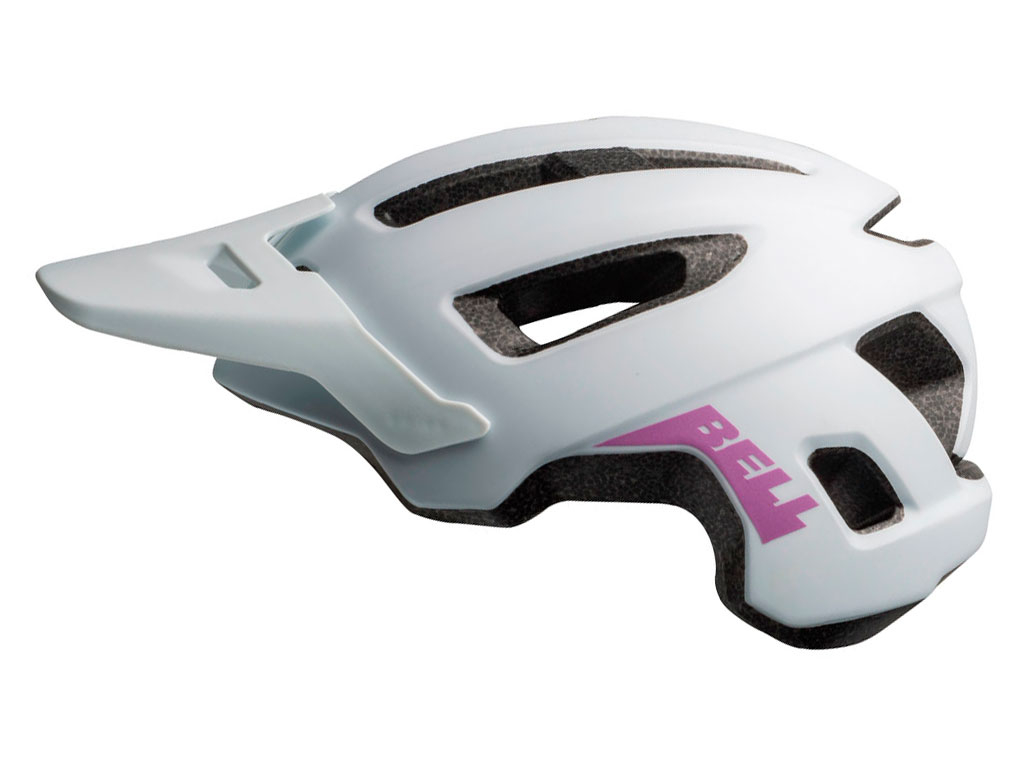 Bell Nomad Jr 2020 White/purple