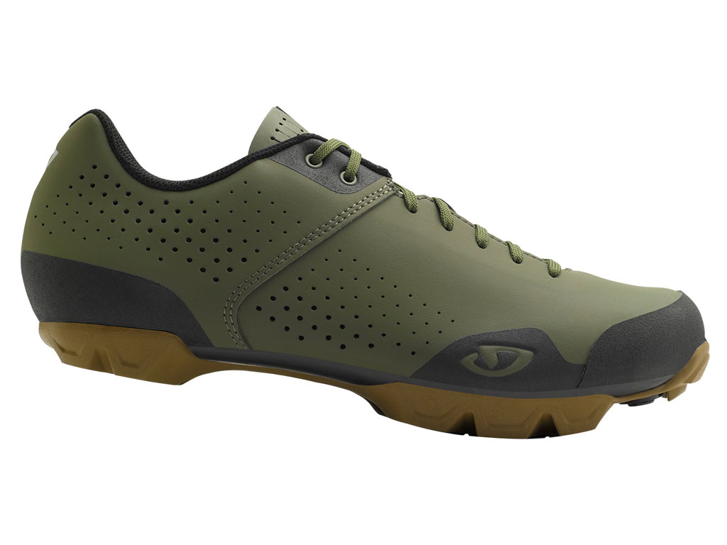 Giro Privateer Lace 2020 Olive/gum 44
