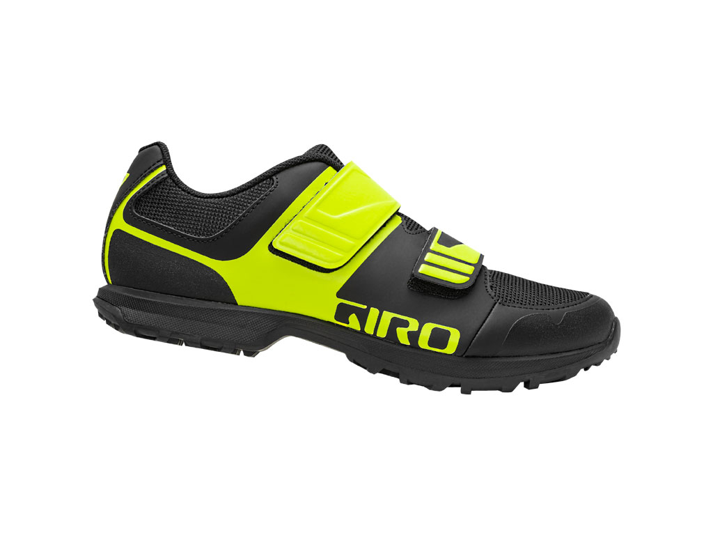 Giro Berm 2020 Black/citron Green 44