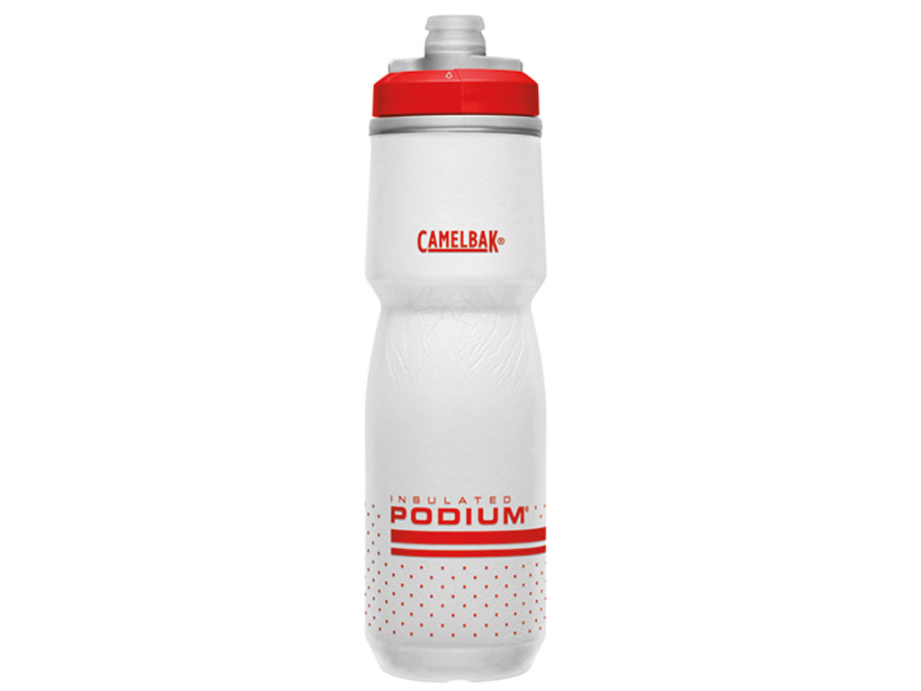 Camelbak Podium Big Chill 2020 Fiery Red/white 0.72 l