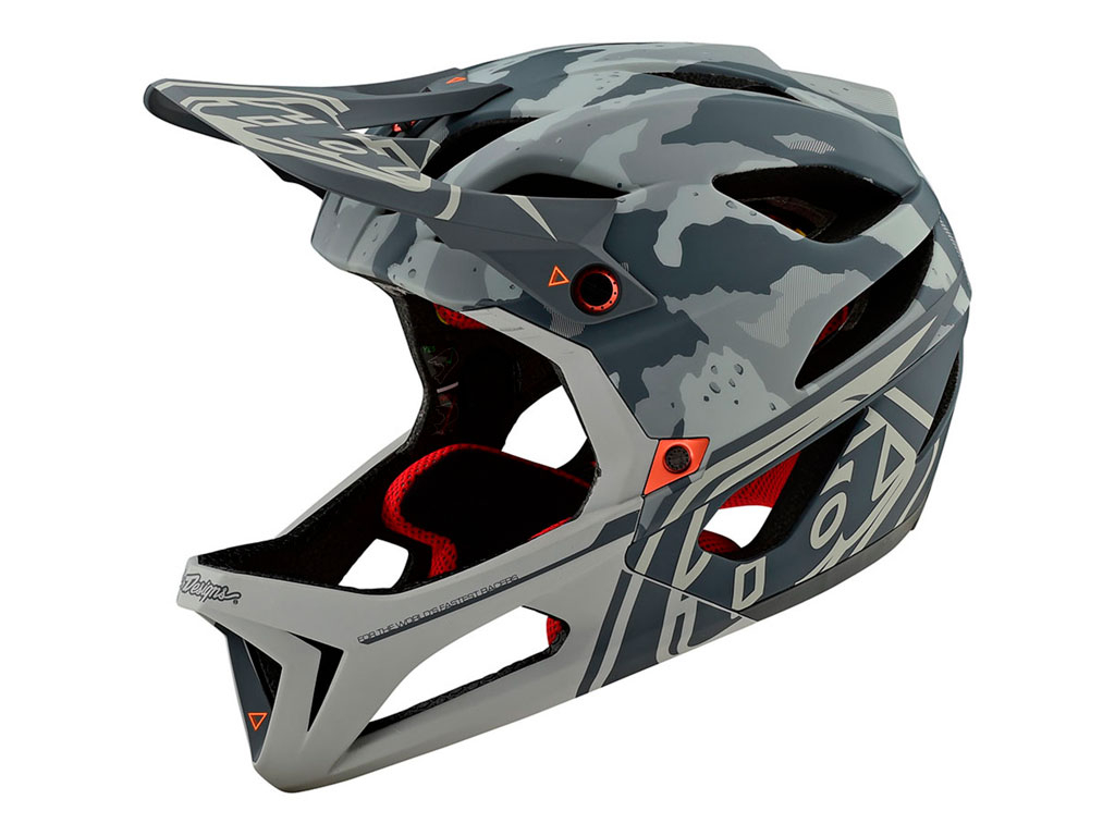Troy Lee Designs Casco Enduro Stage Mips 2019 XS/S