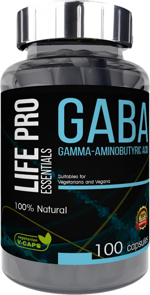 Life Pro Essentials Gaba 750 mg 100 caps