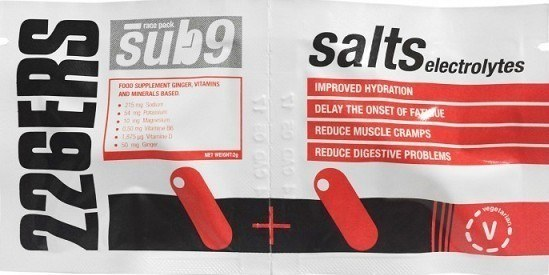 226ERS Sub9 Salts Electrolytes 1 packs duplo x 2 caps