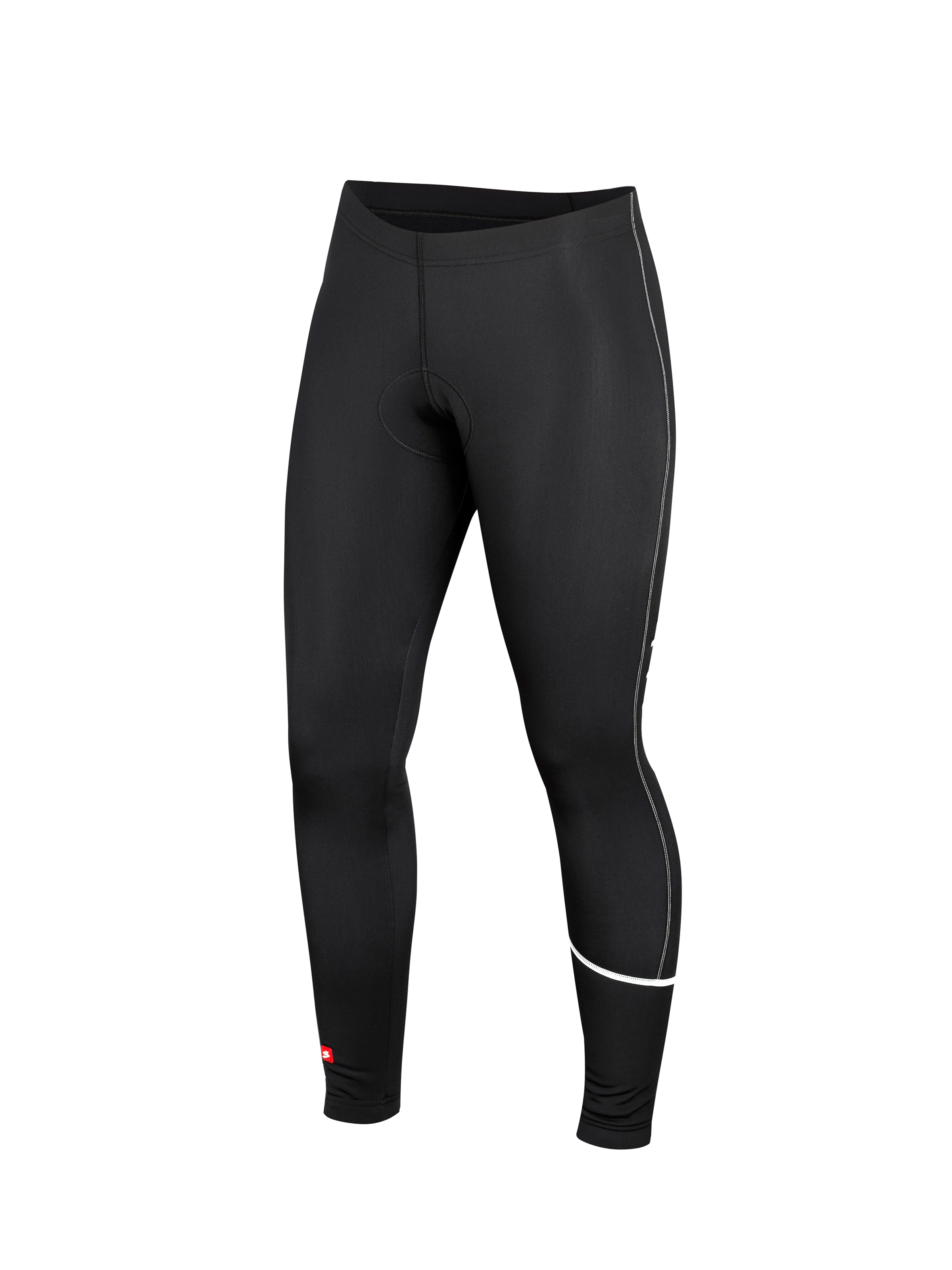 Spiuk Sportline Culote Largo S/t Anatomic Mujer Negro