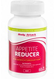 Body Attack Appetite Reducer 60 Caps.