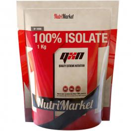 Nutrimarket Qxn New Isolate 100% Bolsa 1kg