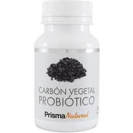Prisma Natural Carbon Vegetal Probiotico 90 caps