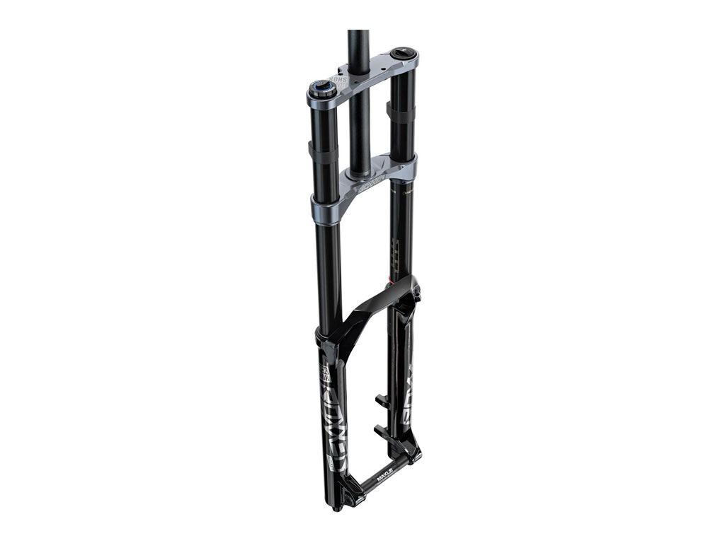 "Rockshox Boxxer Ultimate Charger2.1 Rc2 27.5"" Boost 20x110 200mm Black 46 Offset Debonair C2"