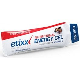 Etixx Energy Gel 1 gel x 38 gr
