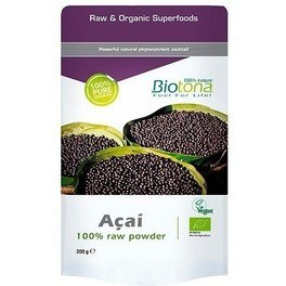 Biotona Acai Polvo Acai Raw Power 200g