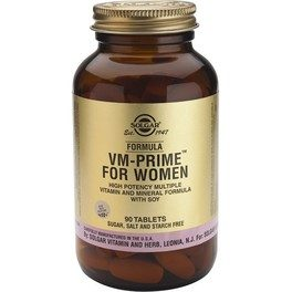 Solgar Vm-prime For Women 90 Comp