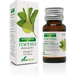 Soria Natural Esencia De Menta 15 Ml