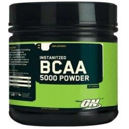 Optimum Nutrition BCAA 5000 Powder 345 gr