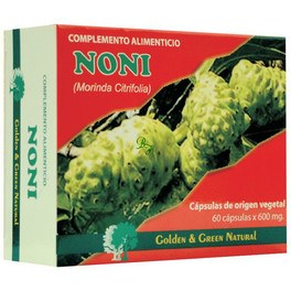 Golden & Green Natural Noni 60 Caps