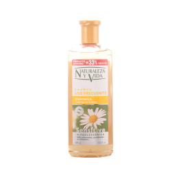 Naturaleza Y Vida Champu Sensitive Camomila 300+100 Ml Unisex