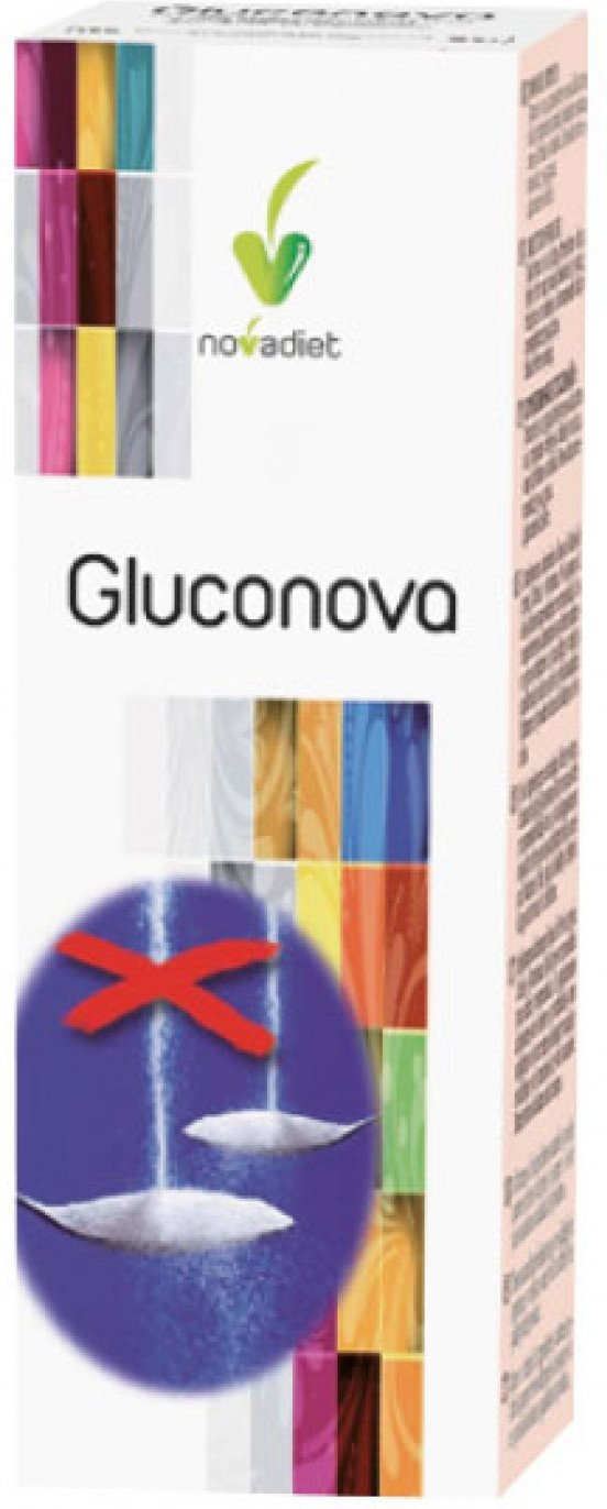Novadiet Gluconova Ext 30 Ml