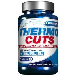 Cad-16/12/20 Quamtrax Thermo Cuts 120 caps
