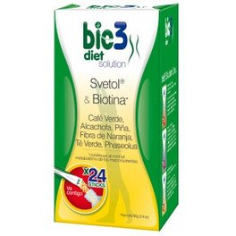 Bio3 Bie3 Diet Solution 24 Sticks