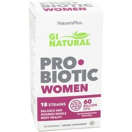 Natures Plus Probiotic Woman 30 Caps