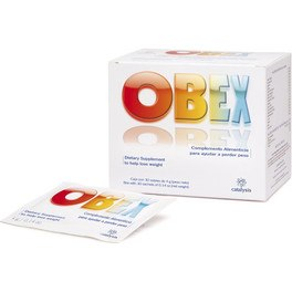 Catalysis Obex 15 Viales Bebibles De 30 Ml