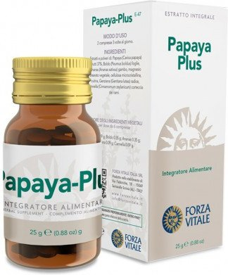 Forza Vitale Papaya Plus 25 Gr