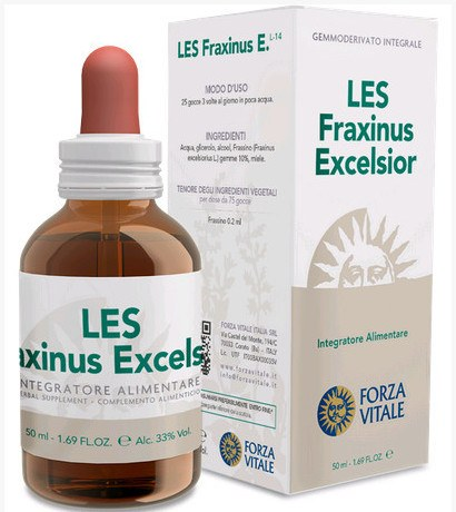 Forza Vitale Les Fraxinus Excelsior 50 Ml