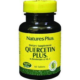 Natures Plus Quercetin Plus 60 Comp