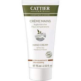 Cattier Crema Manos Ultra Nutritiva 75 Ml